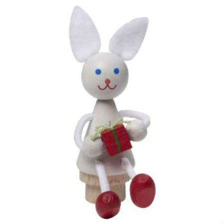 Buy Rabbit Figurine for Birthday Rings + Candle Stands in Australia.