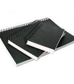 Buy Visual Diary A4 120 Page Spiral Bound sold per book SO SAVE 30% in AU Australia.