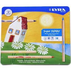Buy Lyra Super Ferby unlacquered 18 in a tin 3711180 in AU Australia.
