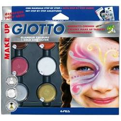 Buy Giotto Creamy Make Up Tablets Glamour 6 colours SPECIAL ORDER D in AU Australia.