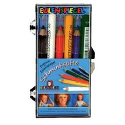 Buy Eulenspiegel Face Pencils - 5 Colour Set DISCOUNTED D in AU Australia.