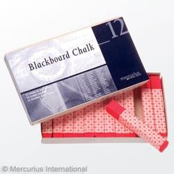 Buy Mercurius Blackboard Pastel chalk -box12 in AU Australia.