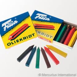 Buy Filia 6 Assorted Oil Crayons SAVE 30% in AU Australia.