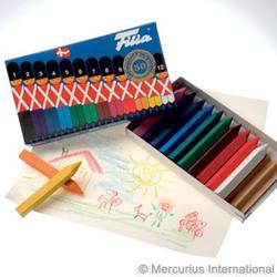Buy Filia 12 Assorted Oil Crayons SAVE 30% in AU Australia.