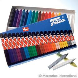 Buy Filia 18 Assorted Oil Crayons in AU Australia.