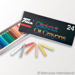 Buy Filia 24 Assorted Oil Crayons SAVE 30% in AU Australia.