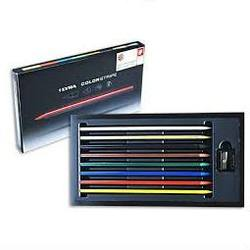 Buy Lyra Colorstripe Set of 8 High Quality Colour Pencils w Sharpener SAVE 50% D in AU Australia.