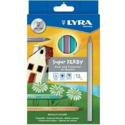 Buy Lyra Super Ferby lacquered 12 Metallic (892K12) 3721122 in AU Australia.