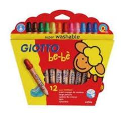 Buy Giotto Be-be Super Jumbo Coloured Pencils in AU Australia.