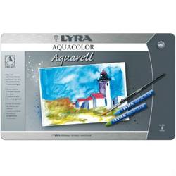 Buy Lyra Aquacolor Watercolour Artist Crayons 48 Colours in Tin SAVE 50% in AU Australia.