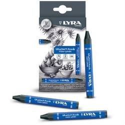 Buy Lyra Thick Graphite Crayons Water-Soluble 3 sizes box of 12 SAVE 50% in AU Australia.