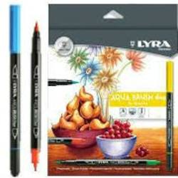 Buy Lyra Aqua Brush Duo 24 pk in AU Australia.