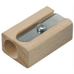 Buy Lyra Single-hole Wooden Pencil Sharpener Standard Pencil Size  Box of 24 SAVE 70% in AU Australia.