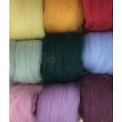Buy Merino Wool Fleece 100g Single Colours in AU Australia.