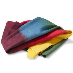 Buy Organic Plant Dyed Wool Felt Rainbow Length 200 x 45cm in AU Australia.