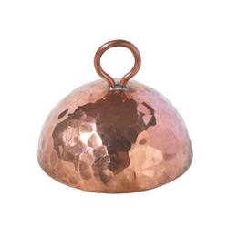 Buy Handmade Copper Bell 62mm diameter in AU Australia.