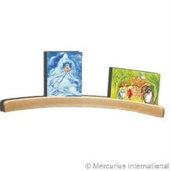 Buy Wooden Card holder Large Curved 50cm in AU Australia.