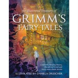 Buy Grimms Fairy Tales - An Illustrated Treasury SPECIAL ORDER SAVE 30% in AU Australia.