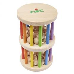 Buy Rainbow Rattling tower 10x17cm NEW in AU Australia.
