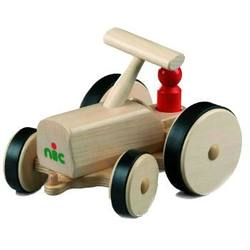 Buy Creamobil Wooden Tractor 27cm Natural in AU Australia.