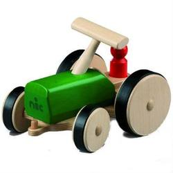 Buy Creamobil Wooden Tractor 27cm Green SAVE 30% in AU Australia.