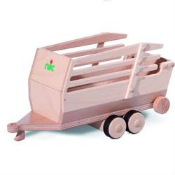Buy Creamobil Wooden Horse Trailer 40cm SAVE 35% in AU Australia.
