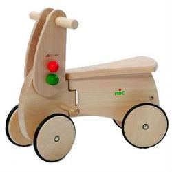Buy Wooden Ride On CombiCar Complete - Base Model with Handlebar attachment in AU Australia.
