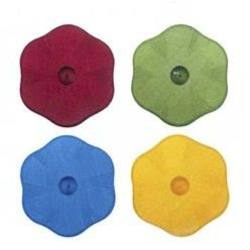 Buy Flower Candle Holder with Metal Insert hole size 1.8cm 3 colours avail SAVE 30% in AU Australia.