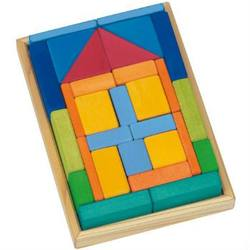 Buy Block Set House 29 pieces D in AU Australia.
