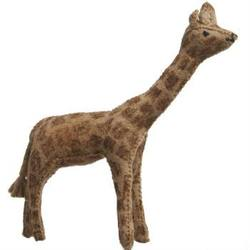 Buy Giraffe Handmade with Wool Felt Large 18cm in AU Australia.