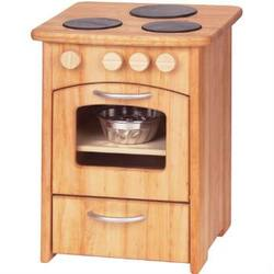 Buy Childrens Wooden Kitchen - Exquisite Stove and Oven in AU Australia.