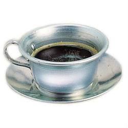 Buy Cup and Saucer aluminum 8cm high in AU Australia.