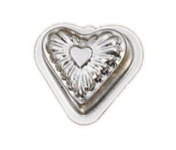 Buy Gluckskafer Baking Mould - Heart 8cm tin SPECIAL ORDER in AU Australia.