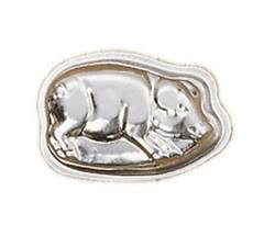 Buy Gluckskafer Baking Mould - Pig 10cm tin CLEARANCE D in AU Australia.