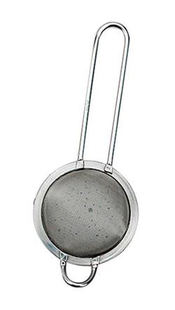 Buy Tea strainer stainless steel 14cm D in AU Australia.