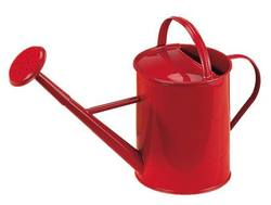 Buy Metal watering can 1 litre - Red in AU Australia.