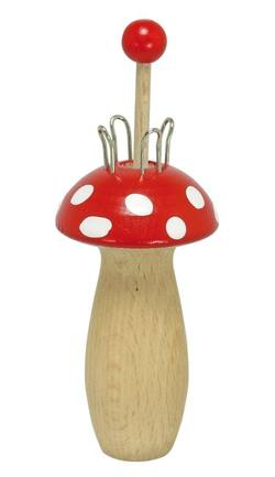 Buy Wooden Mushroom Knitting Tool 4 nails (single) in AU Australia.