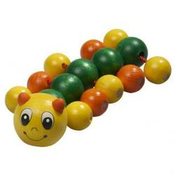 Buy Walter Molly the Wooden Toy Caterpillar SO in AU Australia.