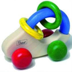 Buy Walter Grip-n-Car Rattle Primary Colours SO in AU Australia.
