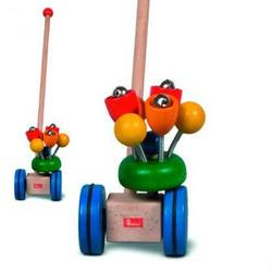 Buy Walter Calypso Spinning Flower and Bell Push Along SAVE 30% in AU Australia.