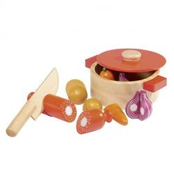 Buy Walter Wooden Stew Cutting Game 16pcs in AU Australia.