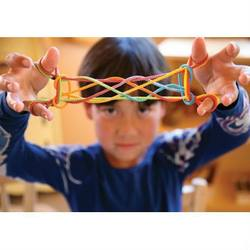 Buy Sarah's Silks Rainbow Finger String Game - 1 string in AU Australia.