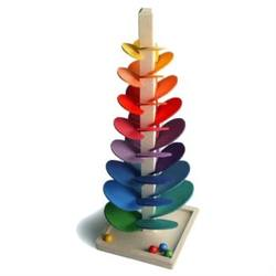 Buy Musical Rainbow Marble Trees - 4 sizes in AU Australia.