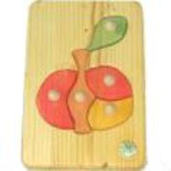 Buy Drei Blatter Wooden Apple Puzzle in AU Australia.