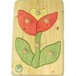 Buy Drei Blatter Wooden Flower puzzle in AU Australia.