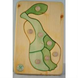 Buy Drei Blatter Wooden Pear puzzle in AU Australia.