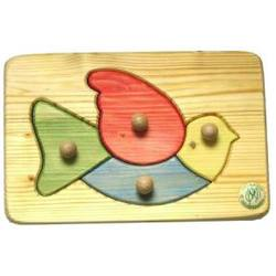 Buy Drei Blatter Wooden Bird Puzzle in AU Australia.