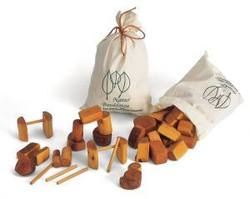 Buy Drei Blatter Natural Blocks in Cloth Bag with Rope Tie in AU Australia.