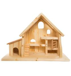 Buy Drei Blatter Wooden Doll House Farm Cottage w Stable in AU Australia.