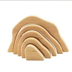 Buy Drei Blatter Wooden Arch Grotto Small 5pcs DUE APRIL in AU Australia.